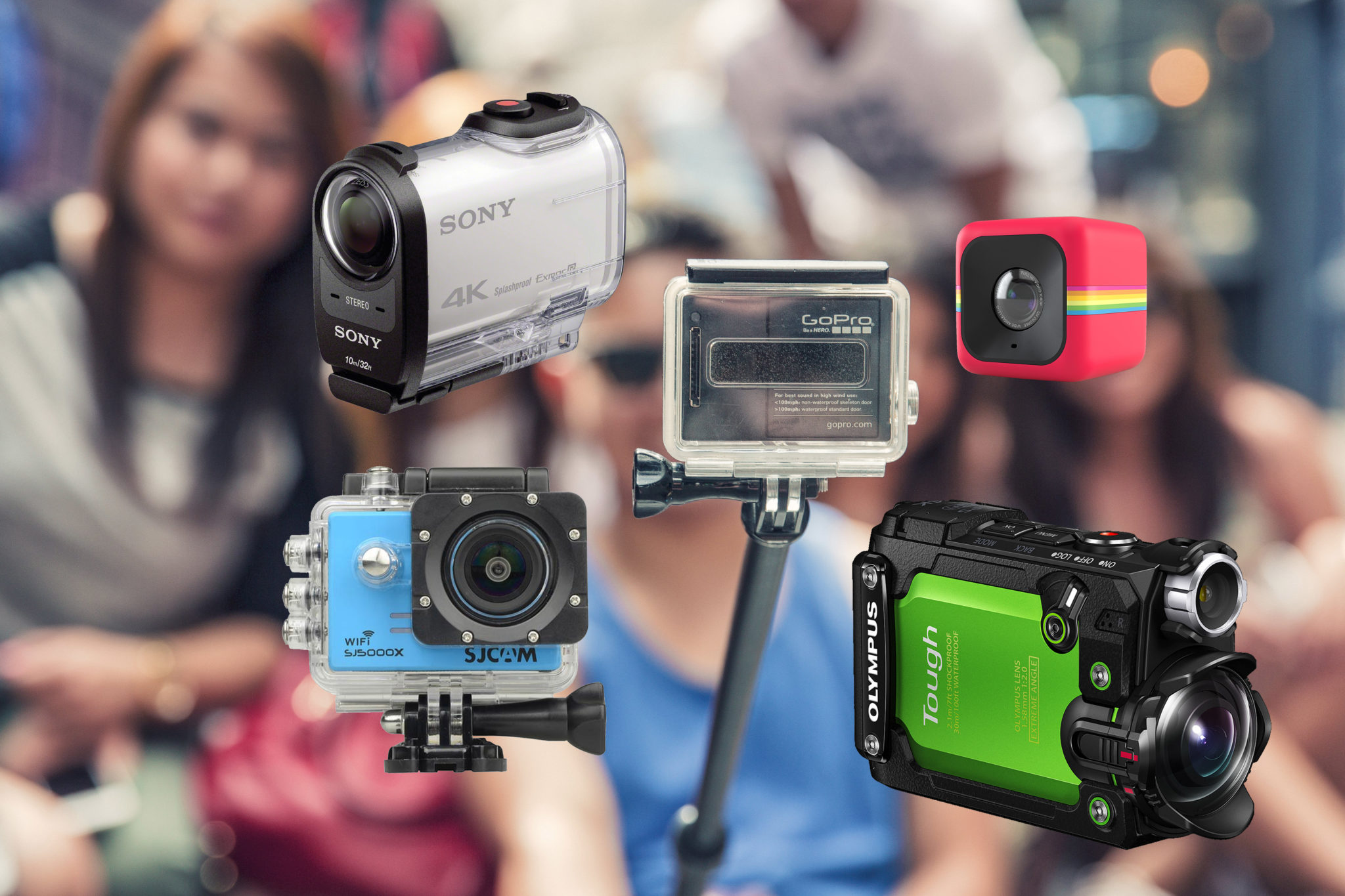What is the best GoPro Alternative? | September 18, 2016